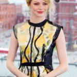 Emma Stone, un icon al stilului