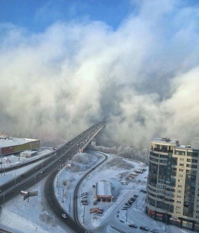 25 de fotografii care ne arata ce inseamna cu adevarat o iarna geroasa!